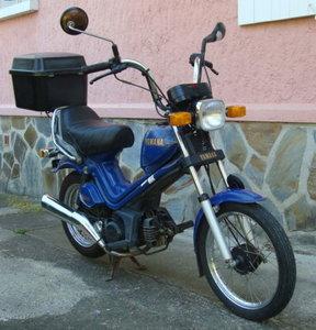 1986 Yamaha MS50E Future classic mo-ped