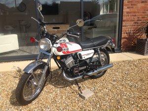 1974 Yamaha 250b Classic