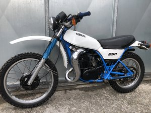 1980 YAMAHA DT250 MX DT 250 1978 CLASSIC TRAIL TRIAL £2195 OFFERS For Sale