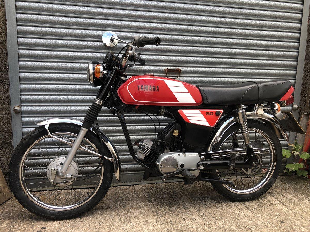 1988 YAMAHA FS1E FIZZY SIMPLY LOVELY 50CC MOPED £2195 ONO PX