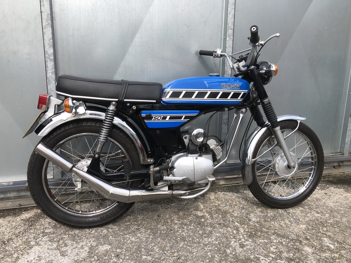 1977 YAMAHA FS1E FIZZY 50CC MOPED ONE OF THE BEST! £5795 ONO PX  For Sale (picture 3 of 6)