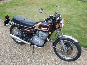 1976 Yamaha XS 500 at ACA 24th August  For Sale
