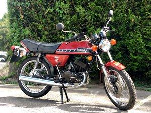 1976 Yamaha RD125 DX