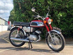 Yamaha AS1 1969 125cc Very Original