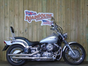 2004 Yamaha XVS 650 Dragstar Only 2100 Miles From New