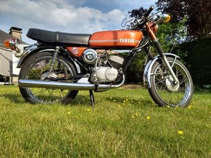 1973 Yamaha RD 50 For Sale