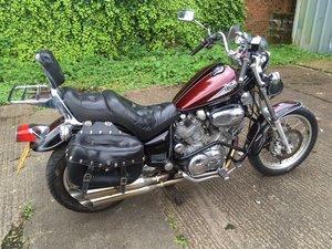 1998 Yamaha XV1100 SE Custom For Sale