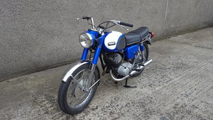 1967 Yamaha YDS3 250 2-Stoke twin For Sale