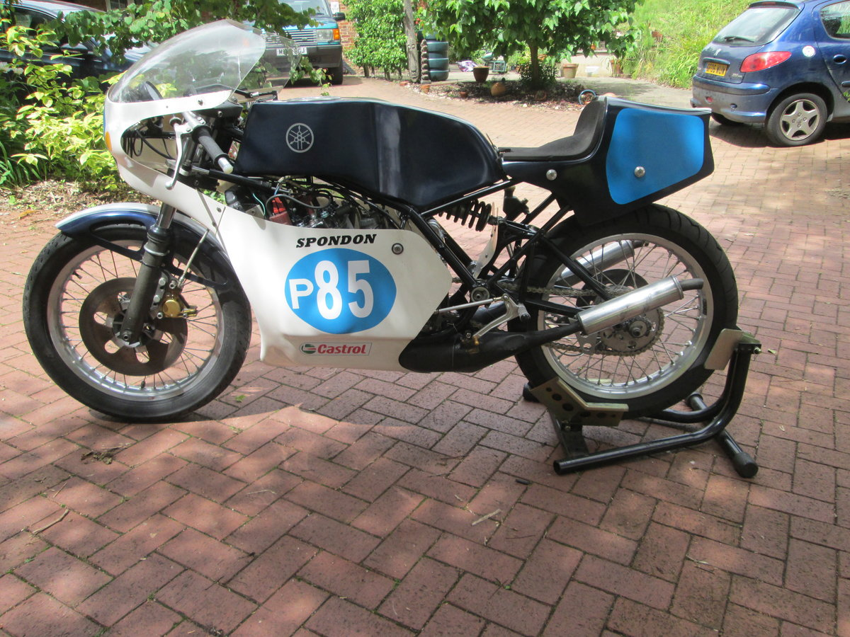 Yamaha Spondon TZ350 1976 VGC Road reg ! REDUCED For Sale (picture 1 of 6)