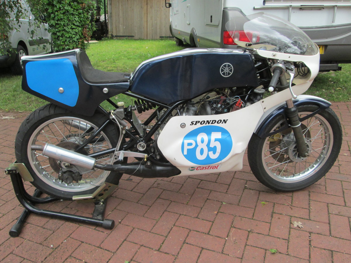Yamaha Spondon TZ350 1976 VGC Road reg ! REDUCED For Sale (picture 2 of 6)
