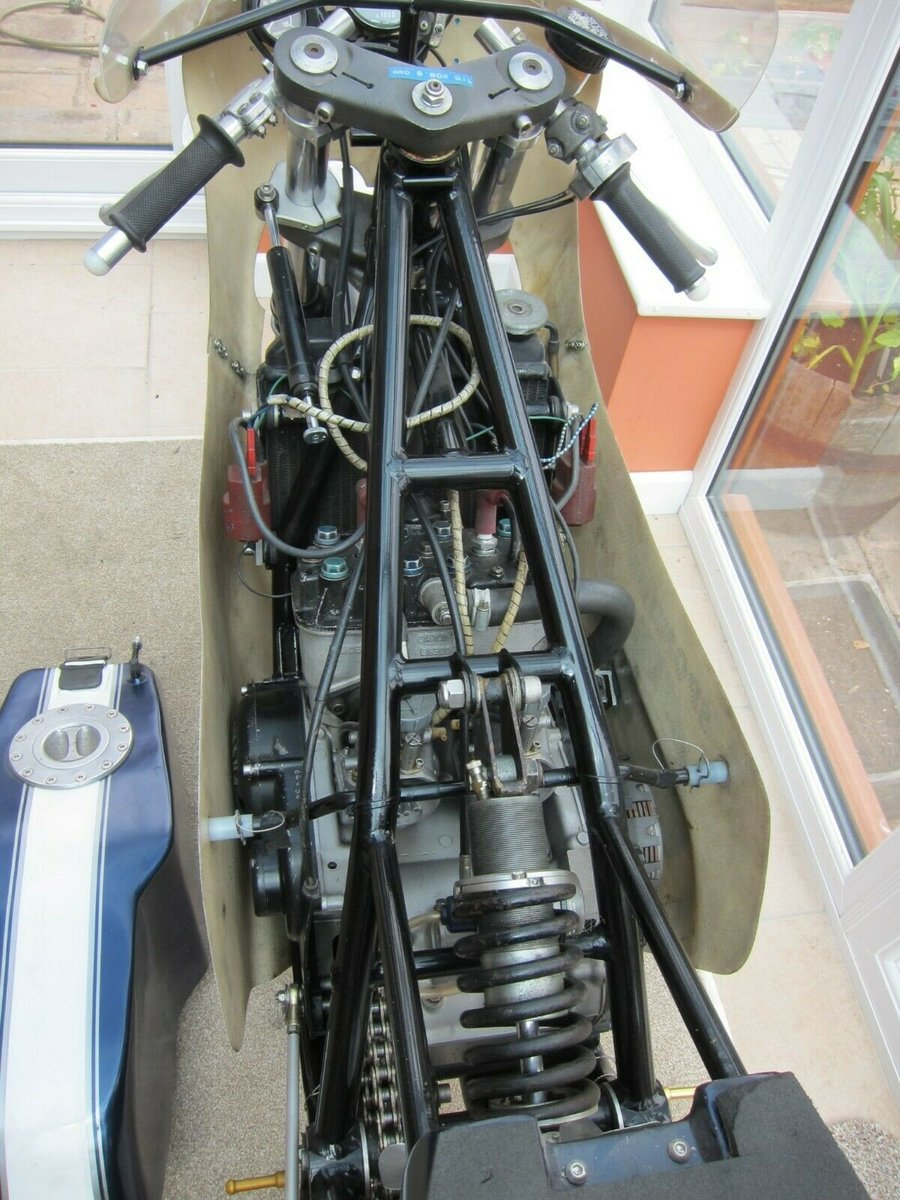 Yamaha Spondon TZ350 1976 VGC Road reg ! REDUCED For Sale (picture 4 of 6)