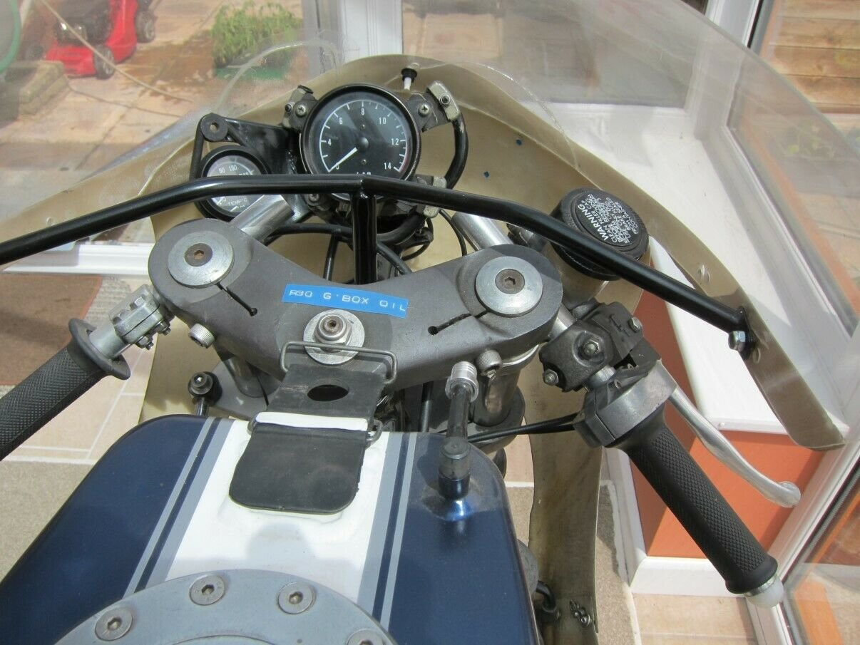 Yamaha Spondon TZ350 1976 VGC Road reg ! REDUCED For Sale (picture 6 of 6)