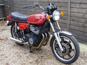 Yamaha XS750-E Triple (Highly original) 1978 S Reg  For Sale