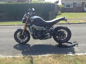 2015 Yamaha MT-09 abs For Sale