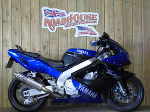 1999 Yamaha YZF 1000R Thunderace 19300 Miles UK Delivery  For Sale