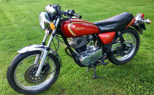 1978 Yamaha SR500 -78 ( low serial number ) For Sale