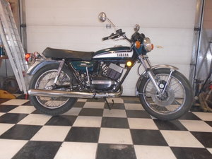1973 Yamaha RD350 Running Project! wesome  For Sale