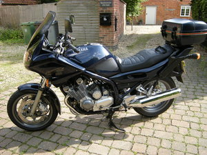 2002 Yamaha XJ900S Diversion Original & Mint, 10K miles For Sale