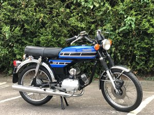 Yamaha FS1E 1975 49cc With matching engine and frame numbers For Sale