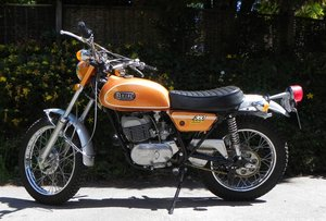 1971 Yamaha RT1B - DT360 Enduro For Sale