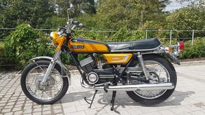 1972 Yamaha YDS7 - Totally Original Clean Condition For Sale