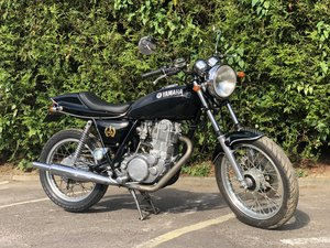 Yamaha SR 500 1978 Cafe Racer For Sale