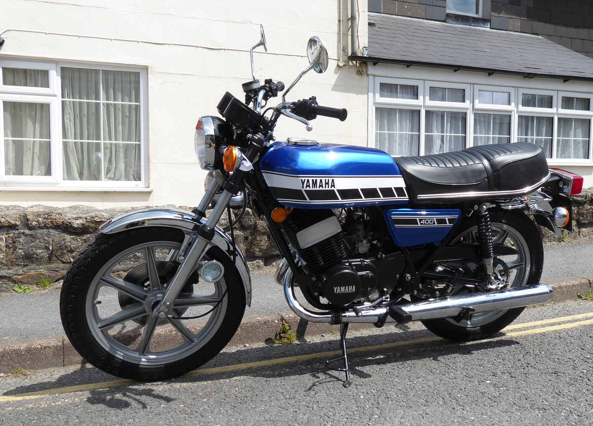 1976 YAMAHA RD400 C  For Sale (picture 1 of 6)