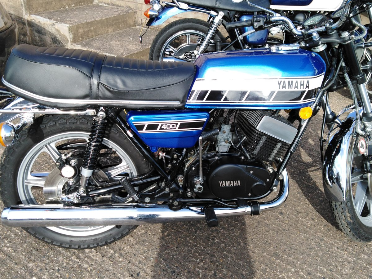 1976 YAMAHA RD400 C  For Sale (picture 2 of 6)
