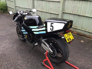 1993 Yamaha based Norton NRS558 JPS Replica no 002