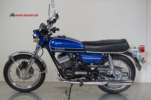 1974 Yamaha RD 250 type 352 with 350 cc engine For Sale