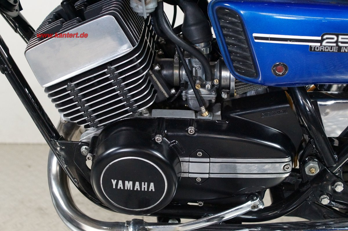 1974 Yamaha RD 250 type 352 with 350 cc engine For Sale (picture 5 of 6)