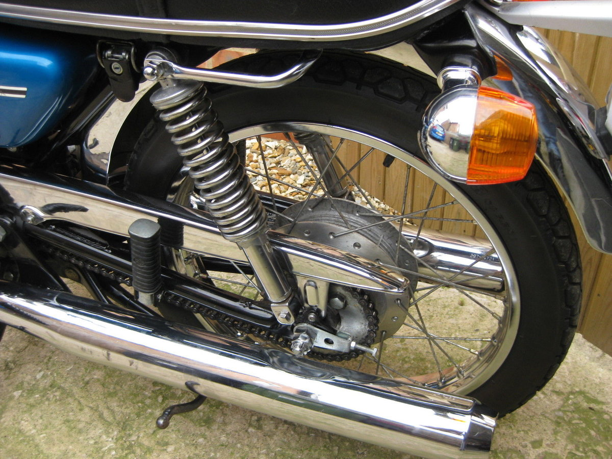 1973 Yamaha RD 200 Electric - Lovely condition For Sale (picture 2 of 6)