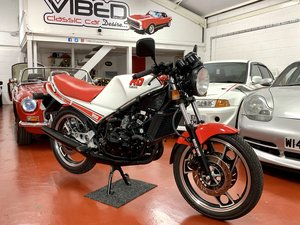 1986 Yamaha RD350 N1 YPVS Full Restoration UK Matching Numbers