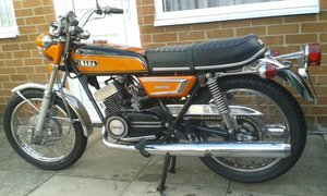 1972 Yamaha 350 YR5. For Sale