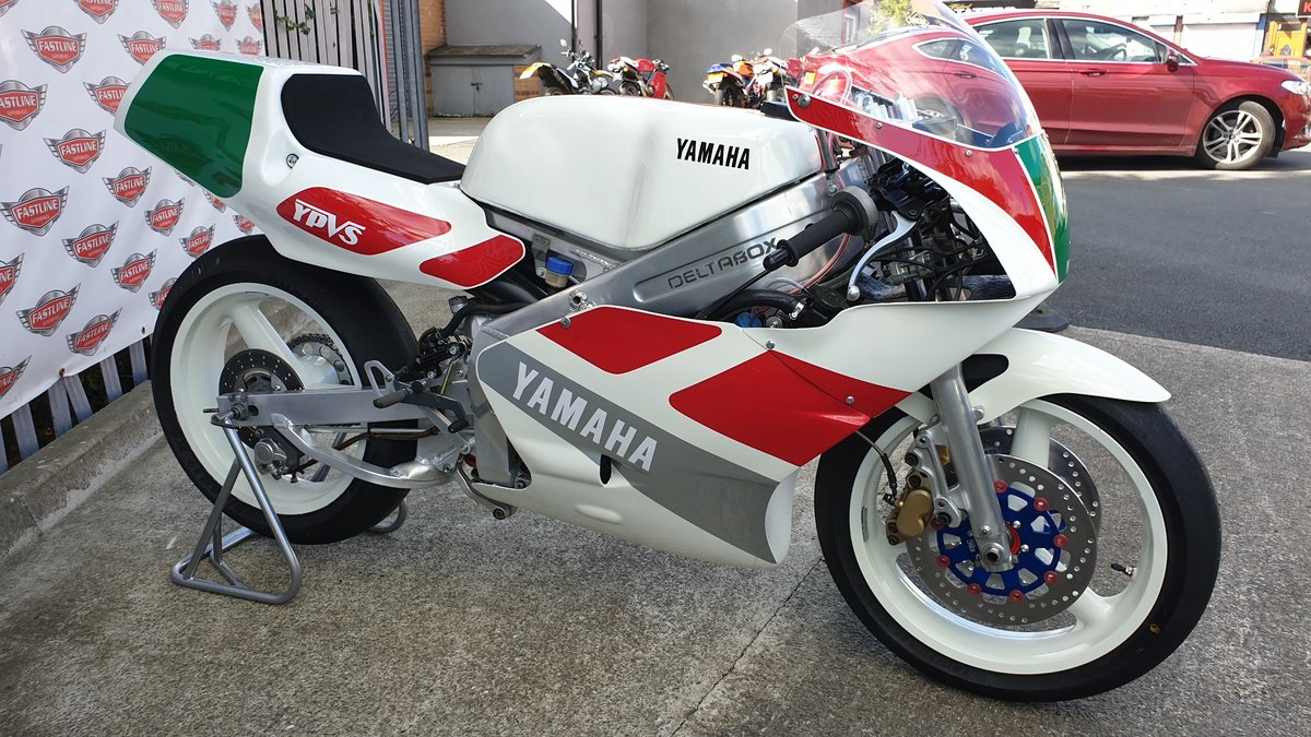 1988 Yamaha TZ250U Road Racer Classic For Sale (picture 2 of 6)