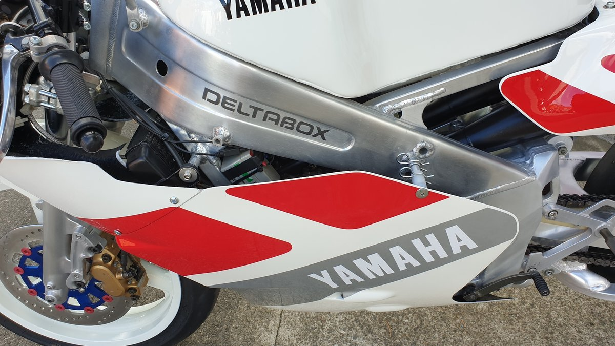 1988 Yamaha TZ250U Road Racer Classic For Sale (picture 4 of 6)
