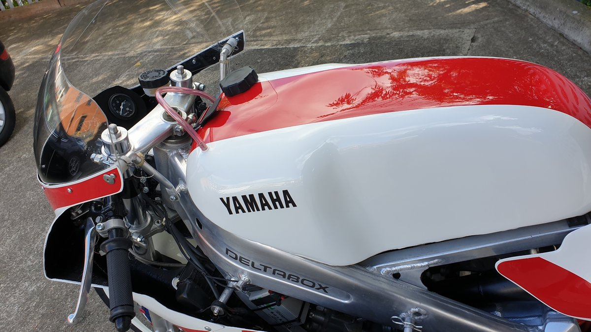 1988 Yamaha TZ250U Road Racer Classic For Sale (picture 5 of 6)