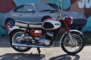 A c1964 Yamaha YDS3, American import in original condition,  For Sale by Auction