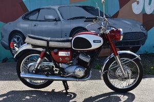 A c1964 Yamaha YDS3, American import 05/10/2019