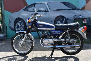 A 1972 Yamaha 100 LS2, rare two-stroke 05/10/2019