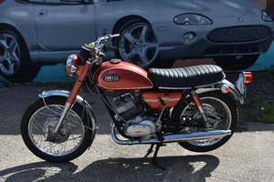 A 1968 Yamaha YDS6, rare two-stroke, previous show winner £4 For Sale by Auction