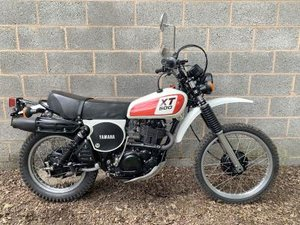 1978 Yamaha XT500 For Sale by Auction