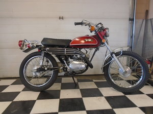 1971 Yamaha  AT1 Incredible condition - Unrestored