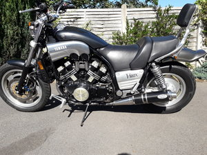 1988 Yamaha V max 1200 Full power model
