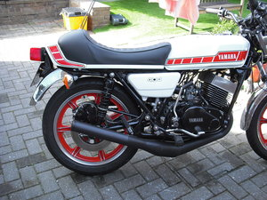 1979 yamaha rd 400e For Sale