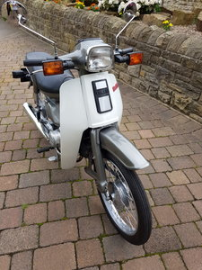 1992 Yamaha T80 Townmate