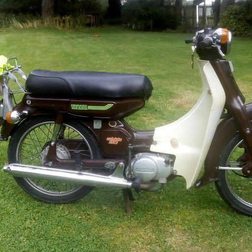 1976 Yamaha v90, two stroke SOLD (picture 1 of 3)