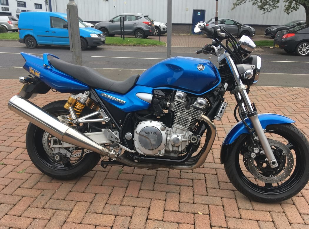 2007 Yamaha xjr 1300 For Sale (picture 1 of 6)