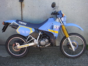 Yamaha DT125R YPVS - 1988 - Spares or Repair Project SOLD