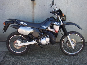 Yamaha DT125R YPVS - 2002 - Very Low Mileage